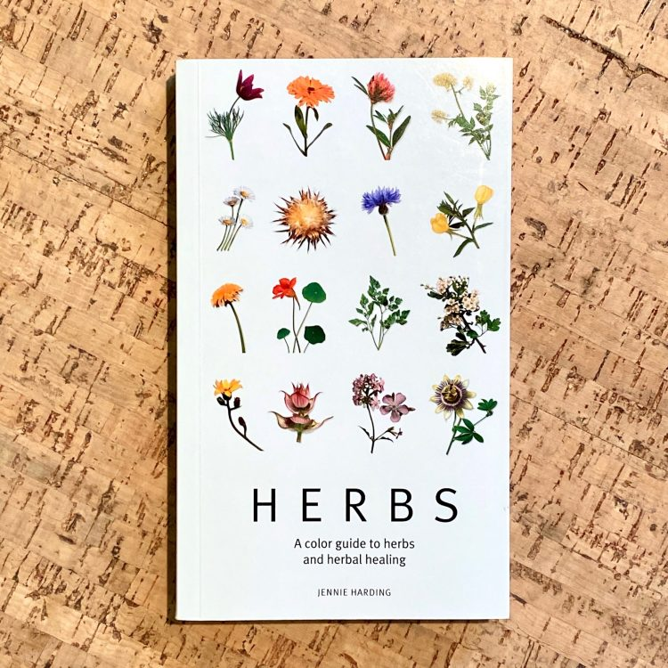 Herbs:A Color Guide to Herbs and Herbal Healing