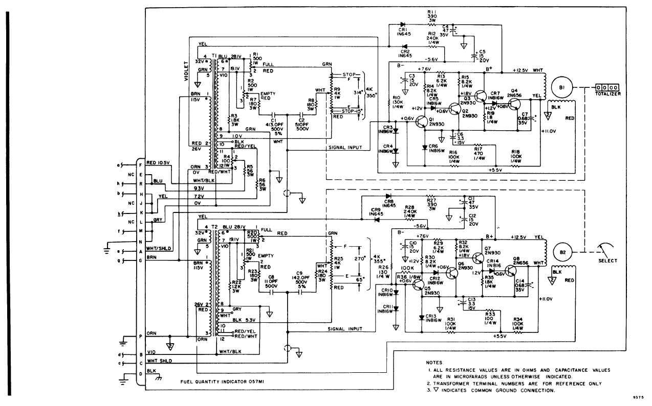 fuel system schematic symbols