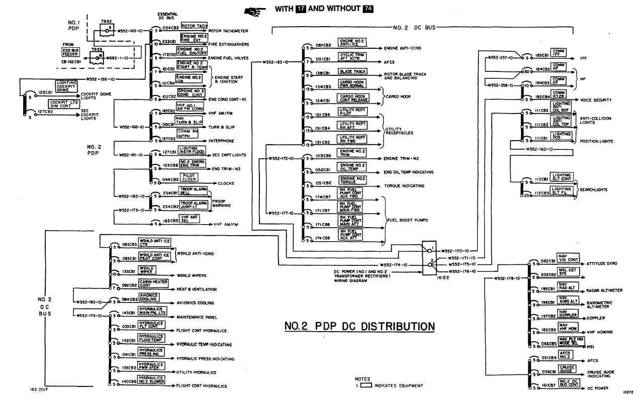 Dc Power System Wiring Diagram Continued