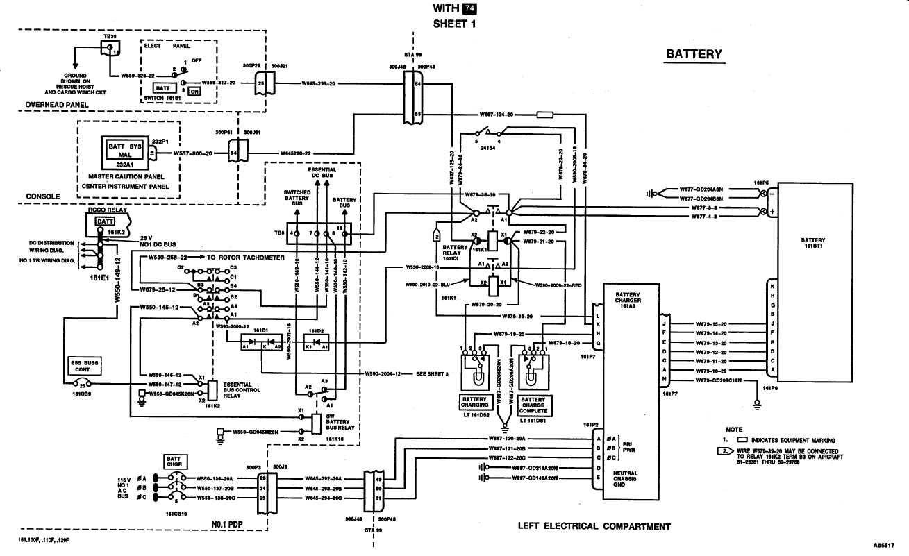 Dc Power System Wiring Diagram