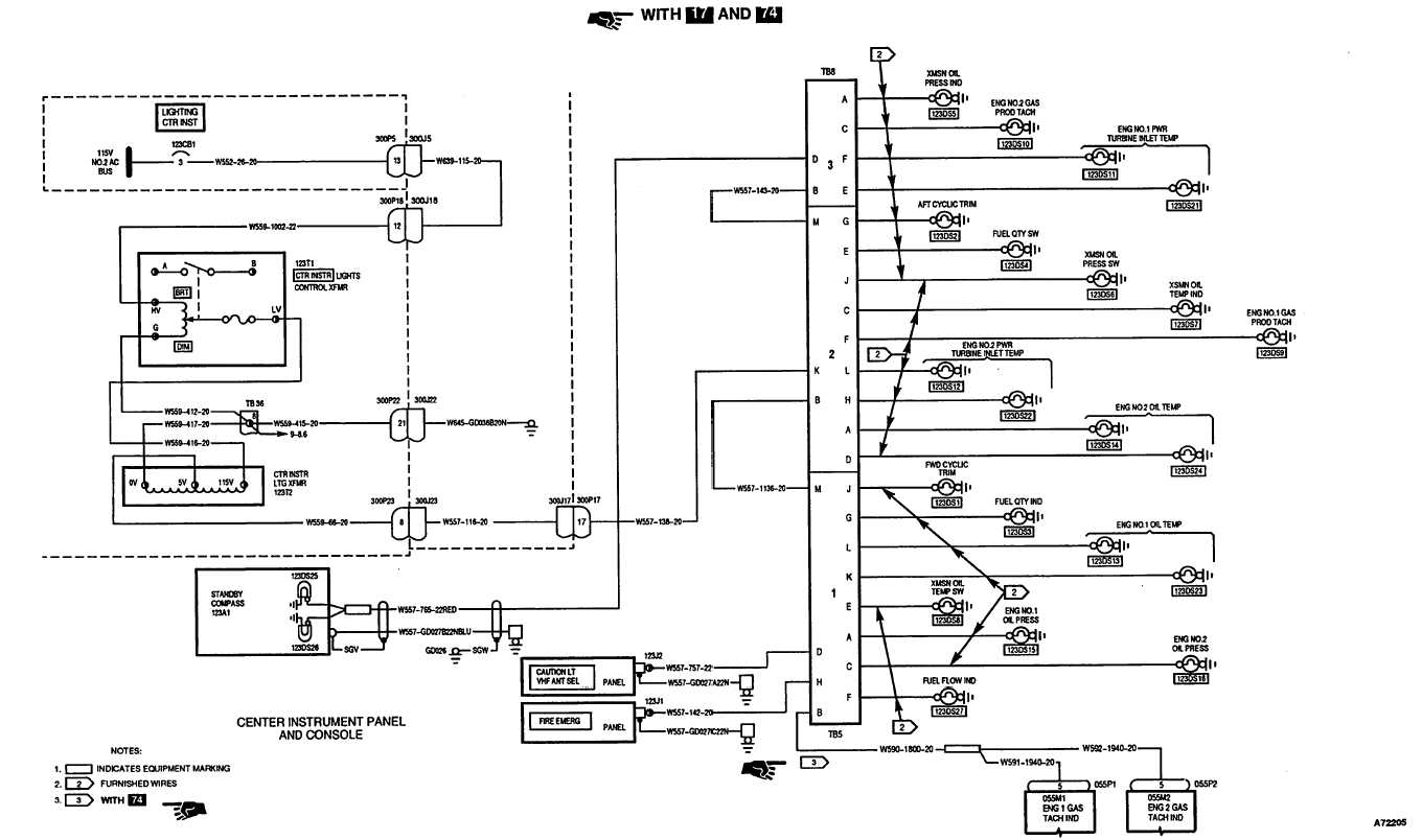 7700 Ford Diesel Tractor Wiring Harness Diagram