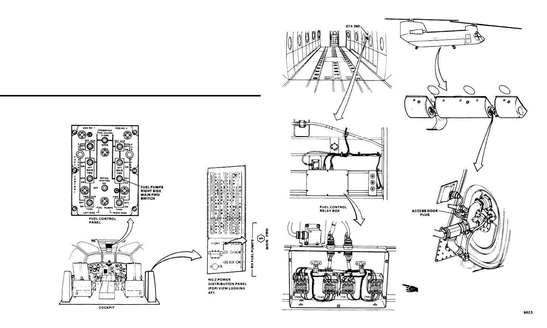 Rh Fuel Pump Main Fwd Circuit Breaker Will Not Stay Closed