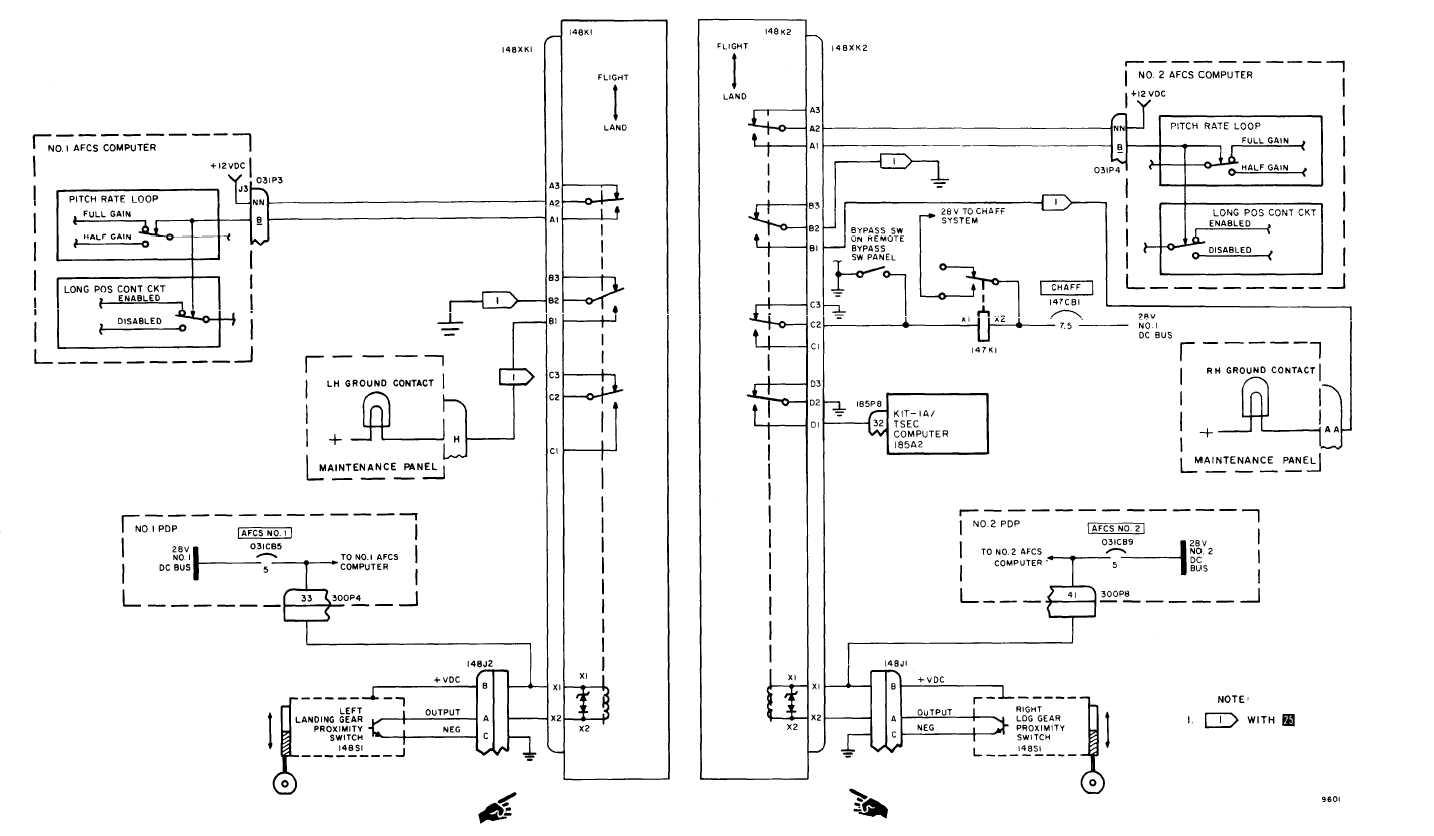 prox wiring