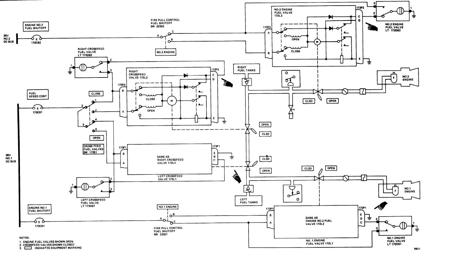 4 Way Solenoid Schematic