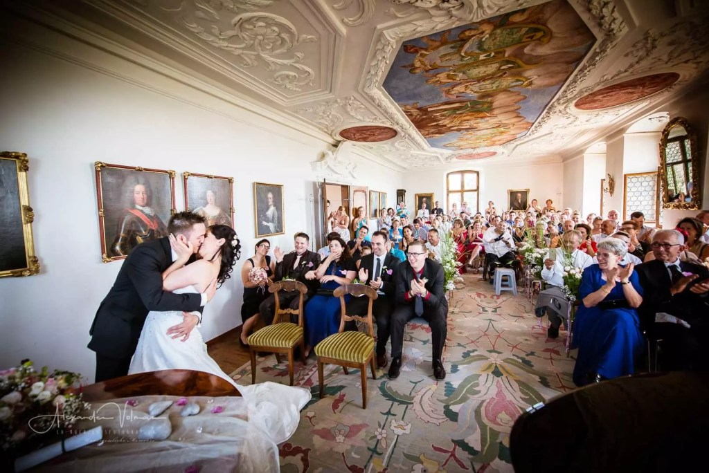Tanzeinlage Schloss Heidegg