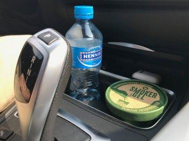 Poubelle à mégots en voiture sans fumée sans odeur