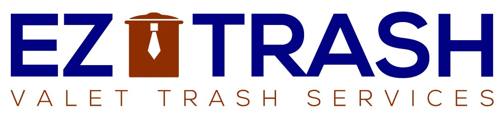 EZ Trash Valet Trash Services Logo