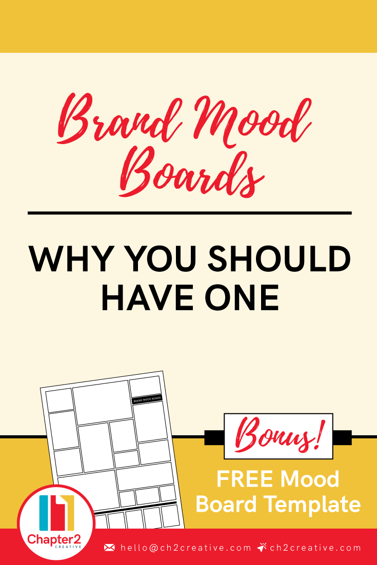 Brand Mood Boards: Why You Should Have One | Chapter 2 Creative Branding + Design Blog