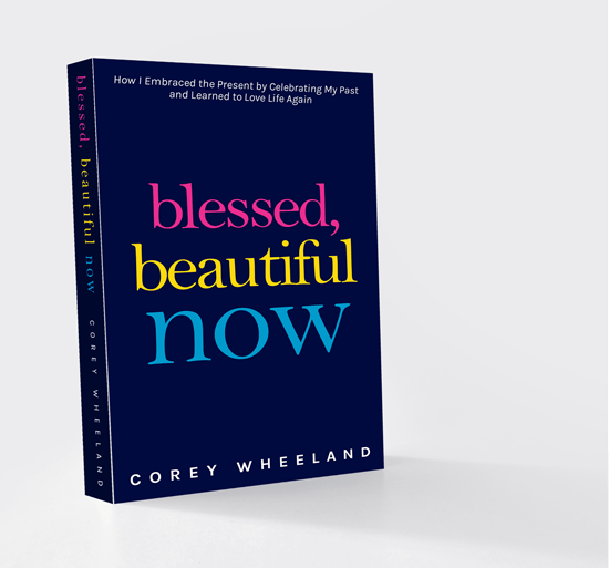 Blessed, Beautiful Now Book