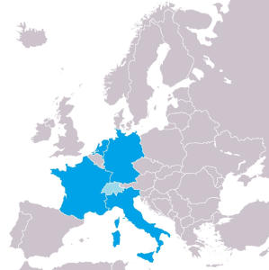 CH2P EUmap