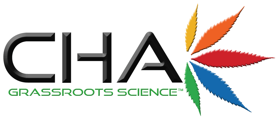 CHA Grassroots Science Logo