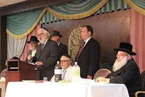 Rabbi Call for Securing Border
