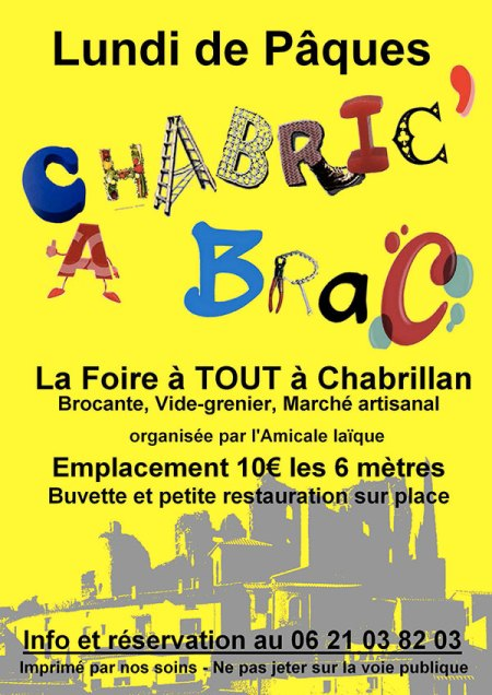 chabric-a-brac