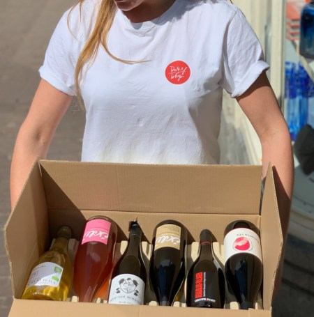 Janneke lente wijn Amsterdam