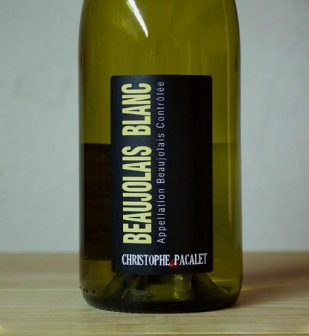 Christophe Pacalet Beaujolais Blanc