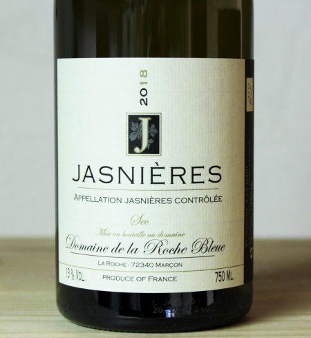 Domaine de la Roche Bleue Jasnières Sec 2018