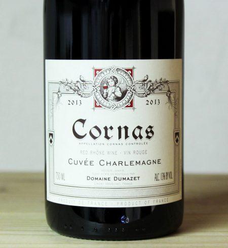 Pierre Dumazet Cornas 'Cuvée Charlemagne' 2013