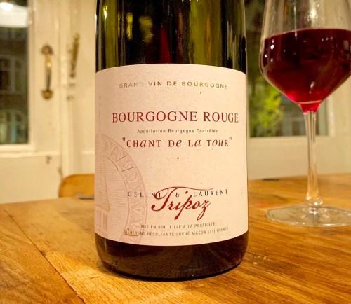 Tripoz Bourgogne Rouge