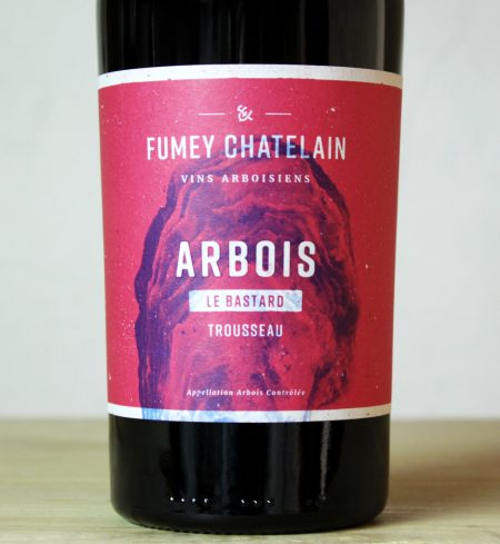 Fumey-Chatelain Arbois Trousseau 'Le Bastard' 2017