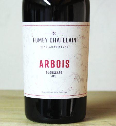 Fumey-Chatelain Arbois Ploussard 2018