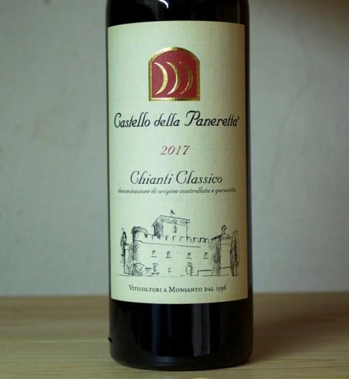 Castello della Paneretta Chianti Classico 2017