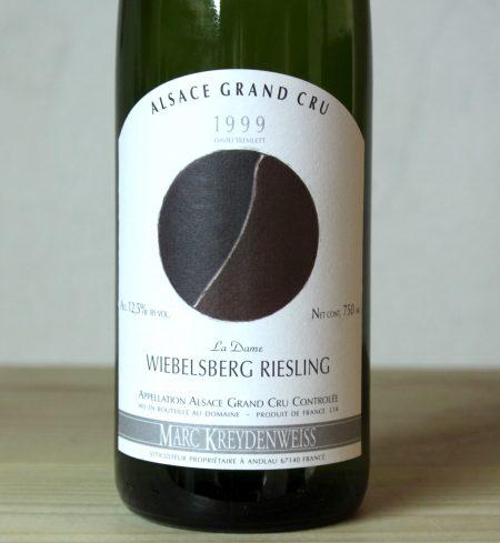 Domaine Kreydenweiss Wiebelsberg Grand Cru 1999