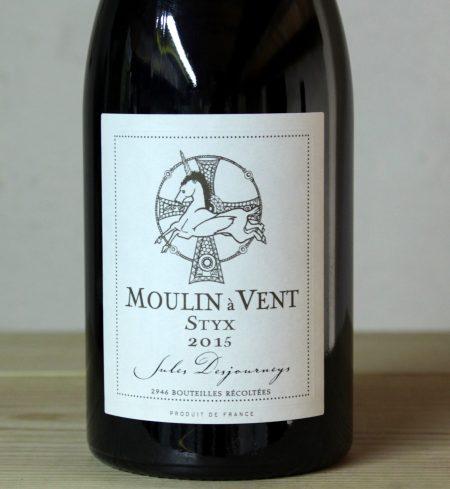 Jules Desjourneys Moulin a Vent 'Styx' 2015