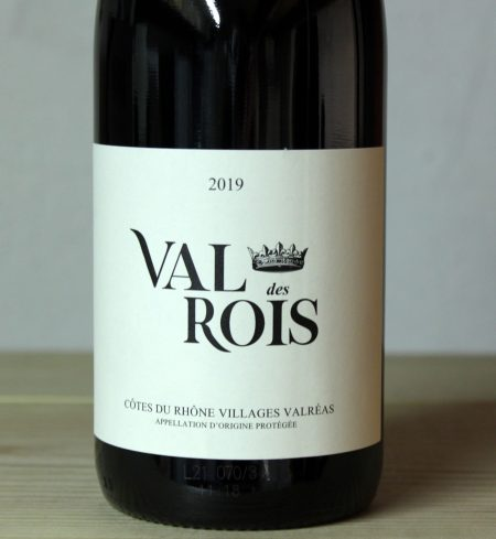 Val des Rois Rouge Valreas Villages 2019