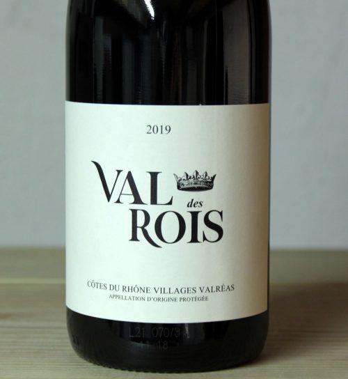 Val des Rois Rouge Valreas Villages 2019