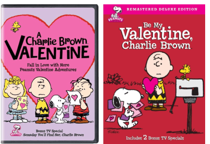 Amazon A Charlie Brown Valentine DVD For 696 Cha
