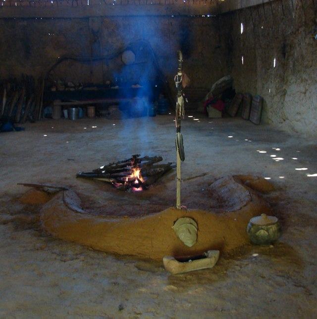 ayahuasca ritual