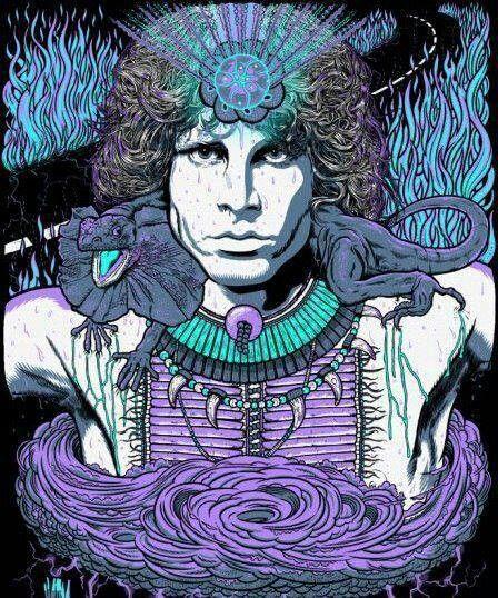 Jim Morrison Peyote