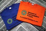 T-shirt Women and Psychedelics Forum - Two Colors 01
