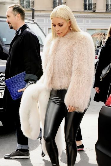 adoro a Kim loira!