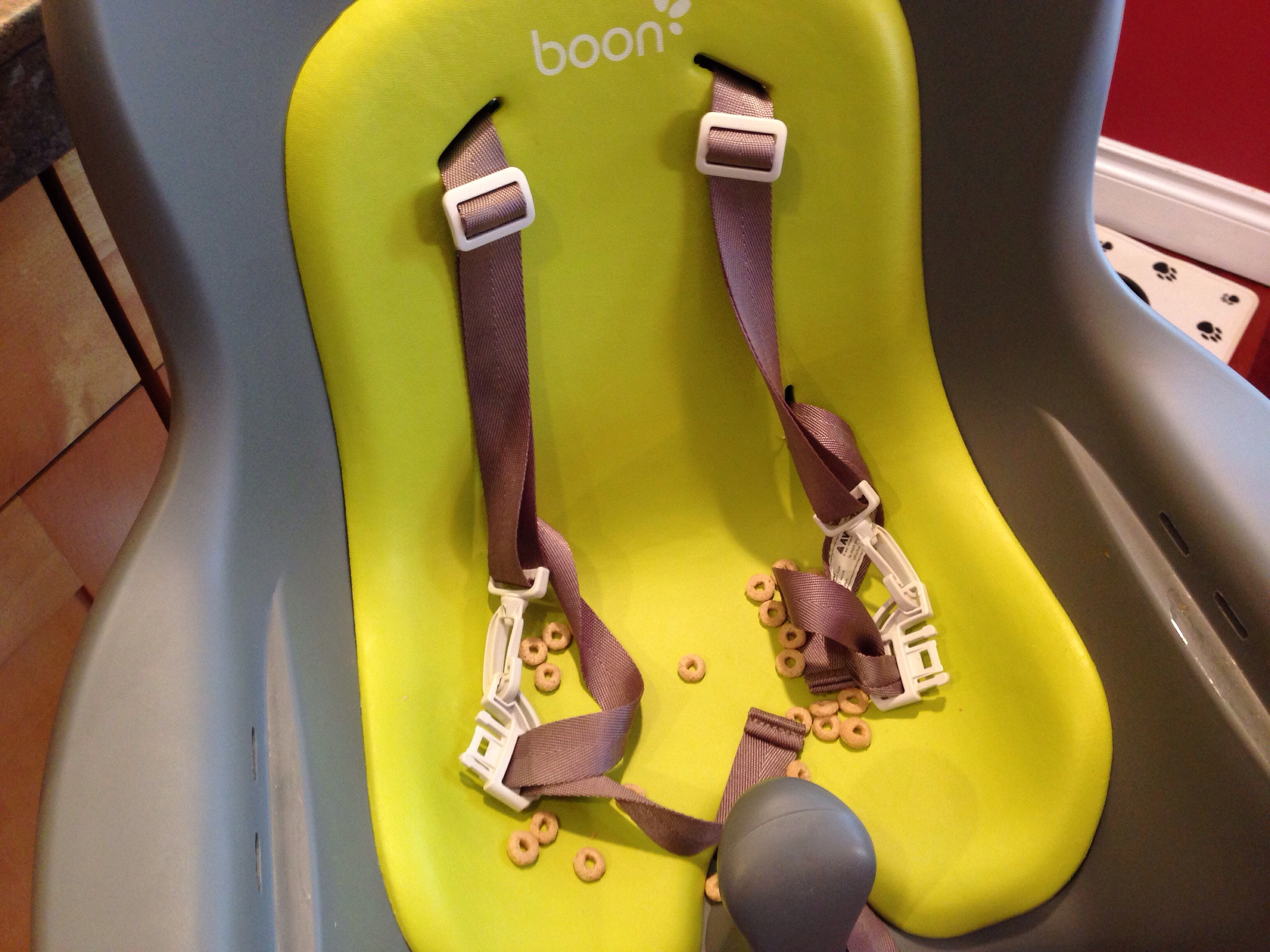 Boon S Flair High Chair Is Tops
