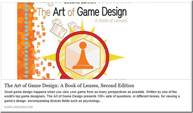 Art of Game Design