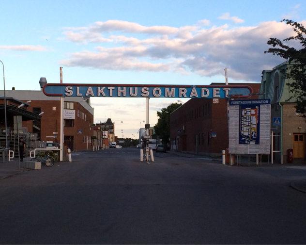 Stockholm-sign