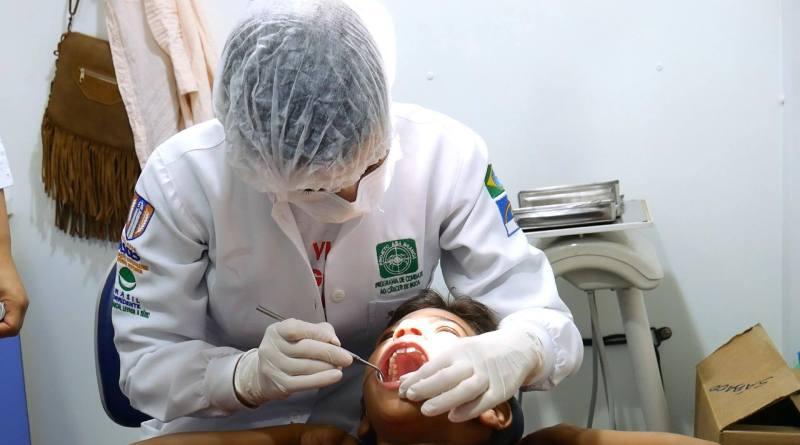 Secretaria de Saúde de Chã de Alegria promove ação em comemoração ao Mês da Saúde