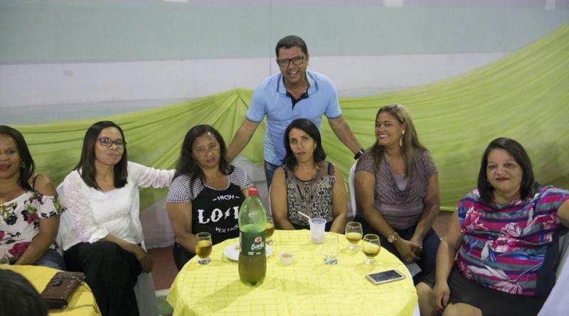 Sec de Educação organiza noite em homenagem ao Dia dos Professores