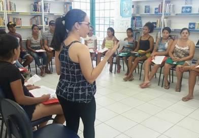 Prefeitura de Chã de Alegria oferece oficina para jovens e adolescentes no SESI