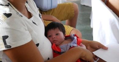 Chã de Alegria promove a 2ª Semana do Bebê
