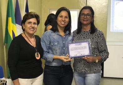 Chã de Alegria recebe certificado do Prêmio IDEPE