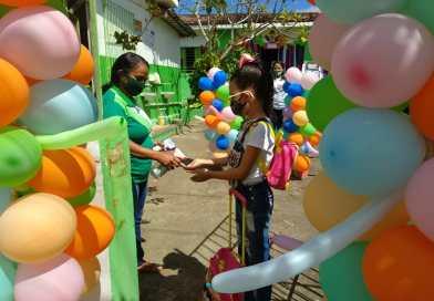 Prefeitura de Chã de Alegria retoma com as aulas presenciais