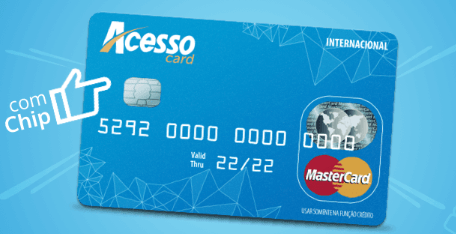 EXTRATO ACESSOCARD