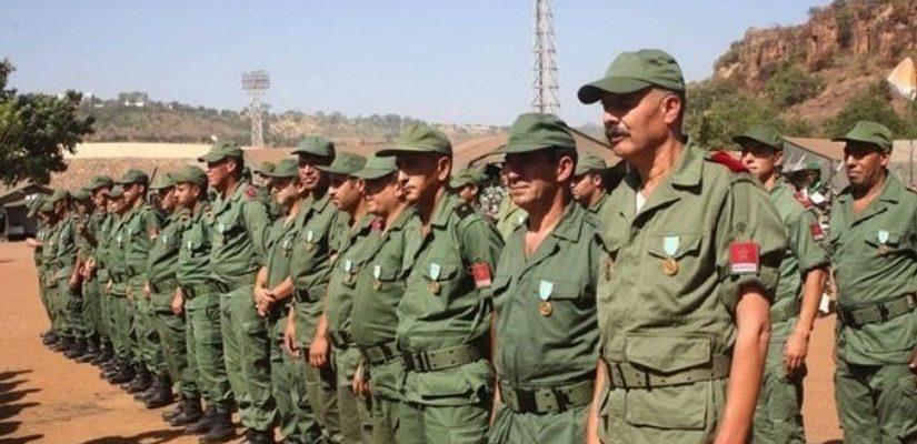 إعلان عن مباراة لتوظيف جنود من الدرجة الثانية بالقوات المسلحة الملكية