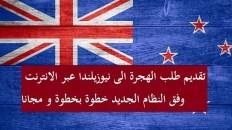 الهجرة الى نيوزلندا بالمجان وبدون دفع أي مقابل مادي + قائمة المهن الأكثر طلبا