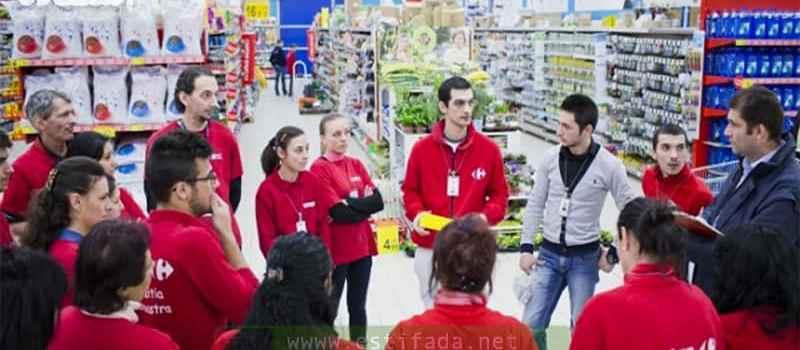 وظائف اسواق لابلفي Label'Vie: اللي باغي يخدم راهم علنوا على وظائف جديدة في بزاف المناصب