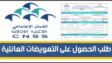 تحميل استمارة التعويض عن فقدان الشغل CNSS