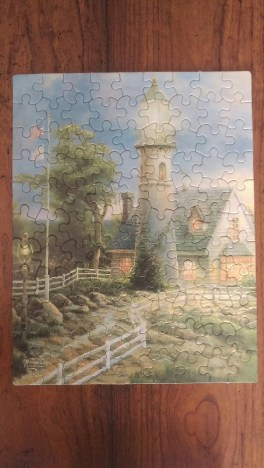 A Light In The Storm (100pc)
