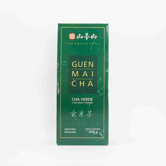 Chá Verde Guenmancha | Yamamotoyama